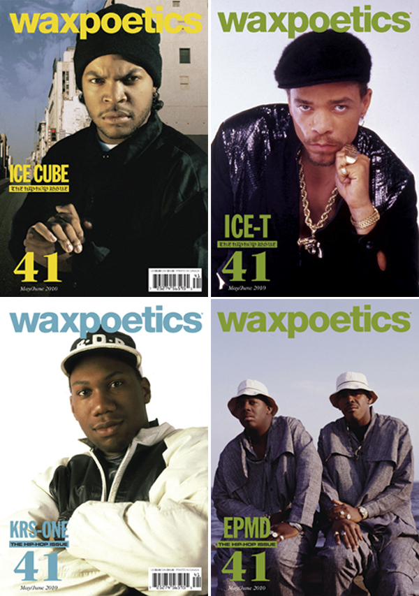 negrobrown :     Rap Music OG's.