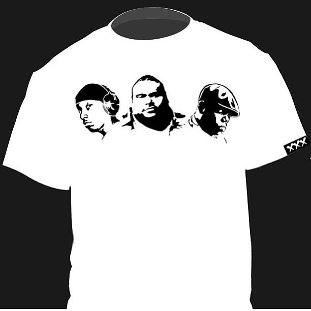 Cop this Biggie & Big Pun shirt from @_explicit_clothing!! #DOPE #hiphopclothing #bigpun #biggie #biggiesmalls #notoriousbig
