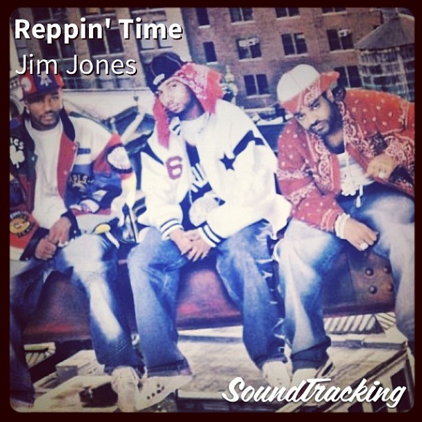 "codeine-muzik :     #classic #DIPSET ♫ ""Reppin' Time"" by Jim Jones 