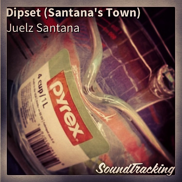 "codeine-muzik :     #classic #DIPSET ♫ ""Dipset (Santana's Town)"" by Juelz Santana 