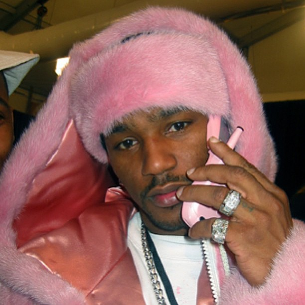 itsfuntodoradthings: Thuglife #Cam'ron #dipset #pink #realshit Dipset Appreciation All Day on http://hiphopsmithsonian.com/ Listen to the megamix, check out the pics & experience the digital bio!!