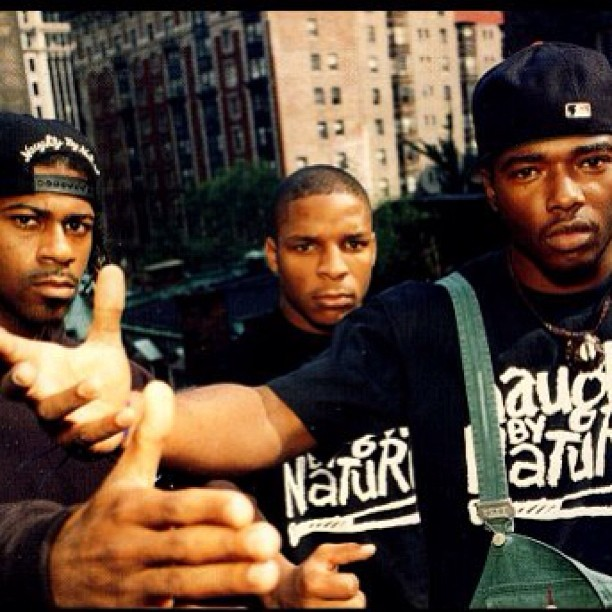 "September 3rd – New Jersey's Naughty By Nature released their self-entitled sophomore album, on Tommy Boy Records, on this day in 1991. The platinum-selling debut set would feature the hit singles ""Everything's Gonna Be Alright"" and the anthem that propelled them to stardom ""O.P.P."" A reissue of the album featured the hit single ""Uptown Anthem"" which was also featured on the ""Juice"" soundtrack. Treach, the group's lead vocalist would introduce a fast dancehall/reggae style delivery on this album reminiscent of KRS-One's style on the album ""Criminal Minded"" by Boogie Down Productions. Treach would cite reggae greats Super Cat and Shabba Ranks as major influences."