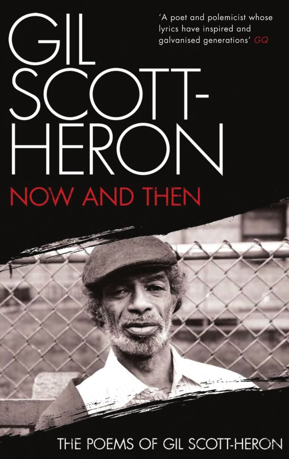 "soulbrotherv2: Now and Then: The Poems of Gil Scott-Heron[ One glance at Now and Then and it becomes evident that this is not merely a collection of a songwriter's lyrics. The song-poems of this undisputed ""bluesologist"" triumphantly stand on their own, evoking the rhythm and urgency which have distinguished Gil Scott-Heron's career. This collection carries the reader from the global topics of political hypocrisy and the dangers posed by capitalist culture to painfully personal themes and the realities of modern day life. His message is black, political, historically accurate, urgent, uncompromising, and mature, and as relevant now as it was in the early 1970s. [book link]"