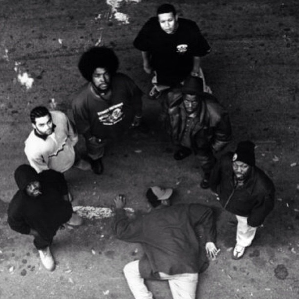 "August 29th – The Roots release their eighth album, ""Game Theory"", on Def Jam Records, on this day in 2006.    ""Game Theory"", which would earn a Grammy Award nomination for Best Rap Album, would be the veteran Philly group's first release for Def Jam after leaving Geffen Records.    ""Game Theory"" featured production by Owen Biddle, who after the release of the set, would replace longtime member Leonard Hubbard as the group's bassist.    ""Game Theory"" produced two hit singles, ""Don't Feel Right"" and ""In The Music"".    ""Game Theory"" also produced explosive album tracks like ""False Media"", the title track and ""Here I Come"", which the group now uses as the theme song on NBC's ""Late Night With Jimmy Fallon"", where The Roots are the resident house band.    The Roots also pay homage to the late J. Dilla on various tracks like ""Can't Stop This"" and ""Dillastic Vol. Won(derful)"".    ""Game Theory"", though underrated at times, is considered by some as one of their finest works ever."
