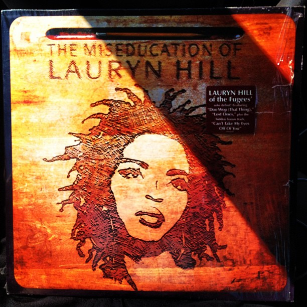 claysoft-futurebright :     This was only 39 cents! #laurynhill       http://hiphopsmithsonian.com/lauryn-hill