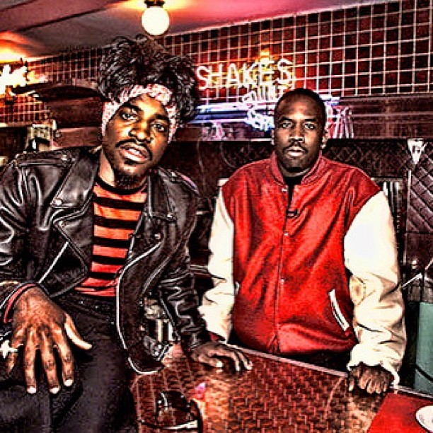 OutKast check out the bio on hiphopsmithsonian.com #outkast #andre3000 #bigboi #southernhiphop