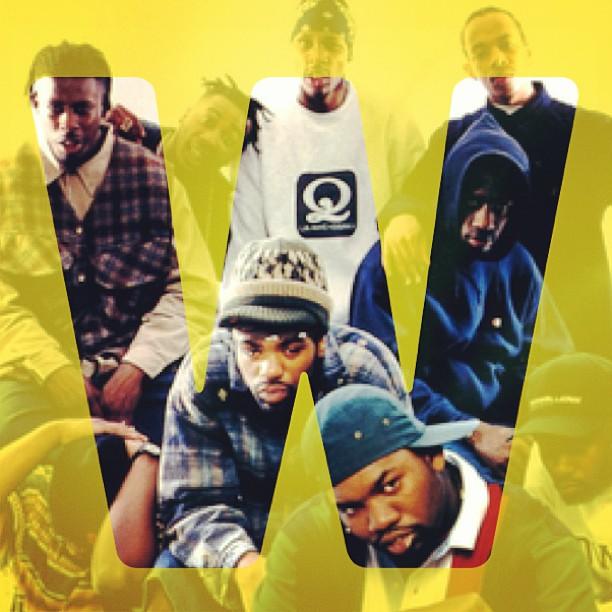 gaboo3stacks: #wuwednesday (at gaboo3stacks Turf) http://hiphopsmithsonian.com/wu-tang-clan/