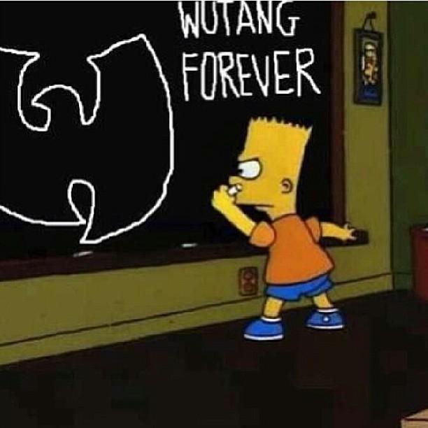 guerillaunion :     #WuWednesday #WuTangClan #WuTangForever #RocktheBells #RTBX      http://hiphopsmithsonian.com/wu-tang-clan/