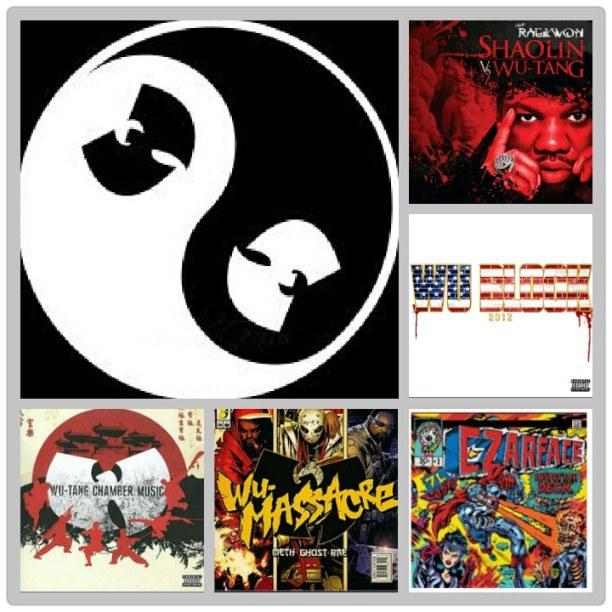 cuttsbyericc: Today's Tunes!!! #WuWednesday http://hiphopsmithsonian.com/wu-tang-clan/
