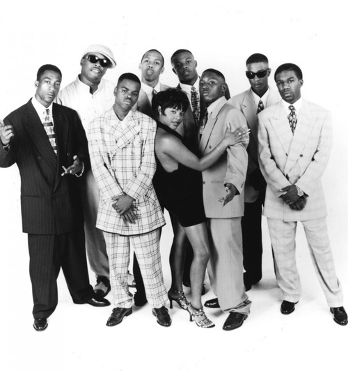 Junior M.A.F.I.A.'s the Clique! Get all the facts on Biggie's crew http://hiphopsmithsonian.com/junior-mafia/