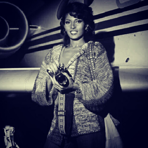 soulkingsk :     Pam Grier #pamgrier #sexy #blackwoman #foxybrown