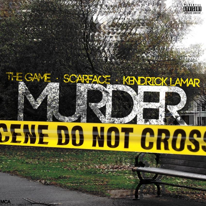 mcacovers: #thegame #scarface #kendricklamar #murder #sundayservice #mcacovers #artwork #coverart