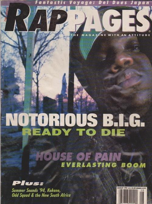gangstas-hip-hop-paradise: Ready to die