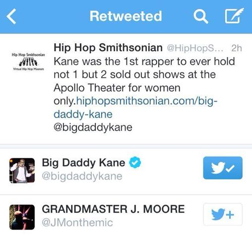 Big Daddy Kane approved! http://hiphopsmithsonian.com/big-daddy-kane
