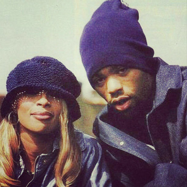 thebuzzinthecity :     #AllINeed #MethodMan @MaryJBlige One of my all time fav collabos.# classic