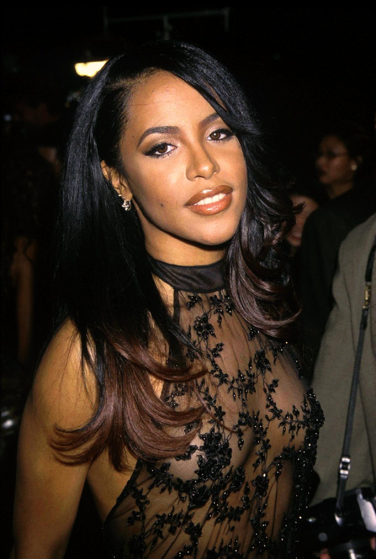 hip-hop-school: Aaliyah