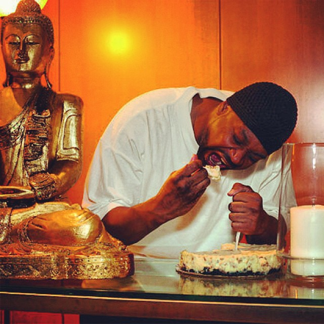 HUNGRY for MORE?! Go to the Ghostface bio on hiphopsmithsonian.com right now!!!