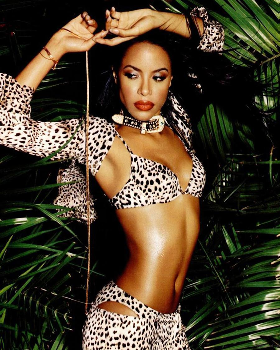 fckyeahundergroundhiphop: misterand: Aaliyah Shawty