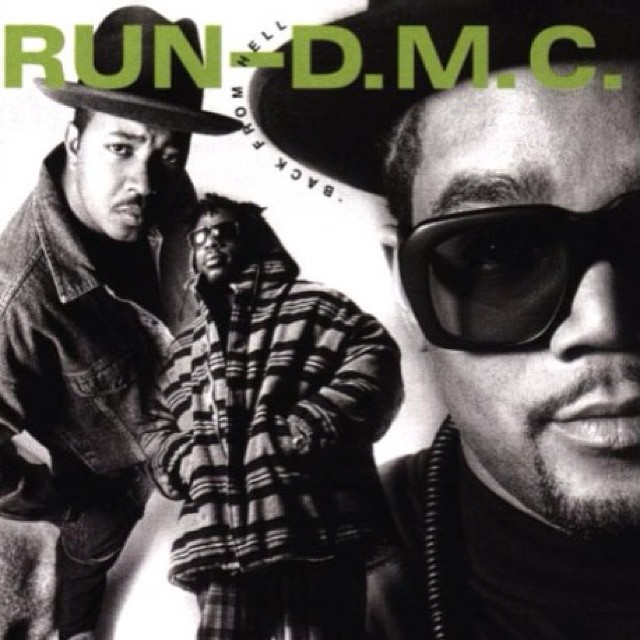"October 16th – Run-DMC release their fifth album, ""Back From Hell"", on Profile Records, on this day in 1990. ""Back From Hell"" would see the legendary Hollis Crew take a foray into the New Jack Swing musical style and even feature singer Aaron Hall of New Jack Swing legends Guy, as a guest on the album. Ice Cube and Public Enemy's Chuck D would also be featured on a remix of the title track. The album produced the hit singles ""The Ave."" and ""Faces"" as well as the classic anti-drug anthem hit ""Pause"", which would also mark the group's legendary DJ Jam Master Jay's rapping debut (via RAP Station). #RunDMC #hiphoplegends"