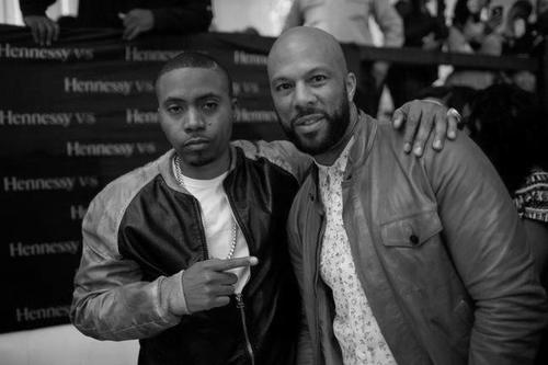 hiphopfightsback: Nas & Common