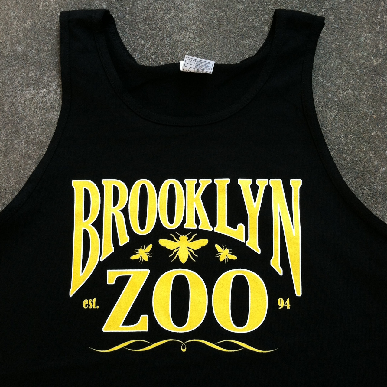 yosoysanmateo :     GIVEAWAY!! … I'll be choosing one person from the notes to get a free Brooklyn ZOO tank BUT the notes have to reach at least 360. I'll pick a winner on #WuWednesday ( yosoy.bigcartel.com )