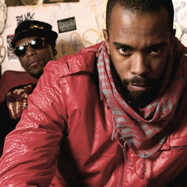Dead Prez differs from many politicized rap groups in that they came to activism first and music second.  #DeadPrez #RealHipHop #RBG #classichiphop #M1 #SticMan