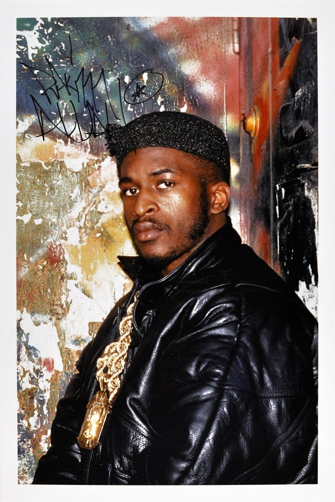 real-hiphophead: Rakim Allah