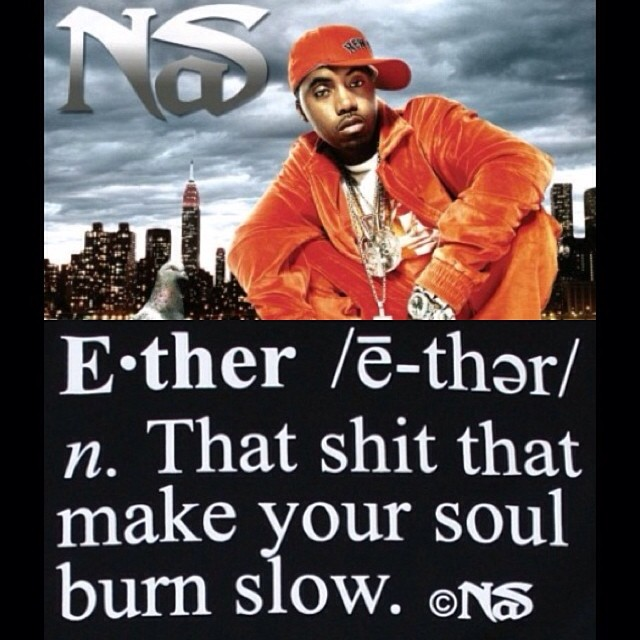 "#TodayInHipHopHistory … One of hip-hop greatest rap feuds ever, Nas vs Jay Z goes down in history. After Jay released ""Takeover,"" a diss track aimed at Nas and Prodigy of Mobb Deep off his sixth studio album The Blueprint, the world waited for a response from the God's Son.  Full article @ xxlmag.com  Check out the #nas & #jayz #hiphopbios at hiphopsmithsonian.com!! #ether"