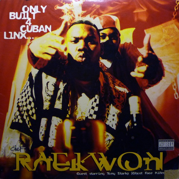 "Raekwon (Staten Island, NYC) - ""Incarcerated Scarfaces"" [Only Built 4 Cuban Linx… - 1995]       Raekwon  is an American rapper and a member of the Wu-Tang Clan. He released his solo debut,  Only…          http://hiphopsmithsonian.com/raekwon/"