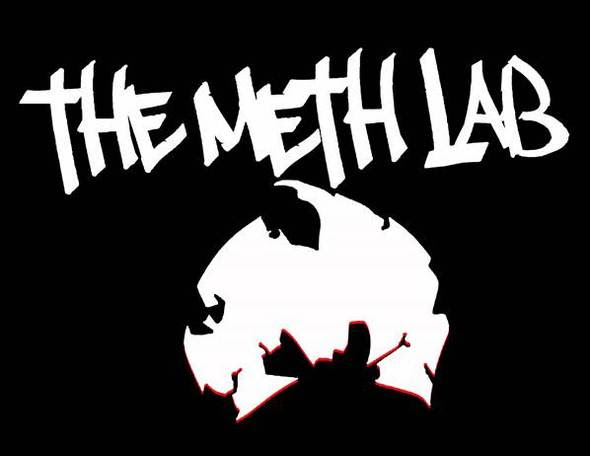 "hiphopfightsback: This is the cover art for Method Man's upcoming mixtape The Meth Lab, which he said is releasing in March. He's also a big fan of Breaking Bad, so I'm sure it influenced the mixtape name. Who else is excited as I am for this? ""Look at Meth, breaking bad like he cooking meth in the lab. Still a lethal weapon but try and bless him with math."" 