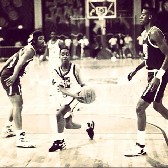 From MTV's 1991 #RockNJock … #WillSmith #JaleelWhite of #SteveUrkelFame & the #NBA 's #ReggieMiller of the #IndianaPacers … #DJJazzyJeff #FreshPrince #WestPhilly #Illadelph #FreshPrinceofBelAir #JeffTownes #ClassicHipHop #OldSchoolHipHop