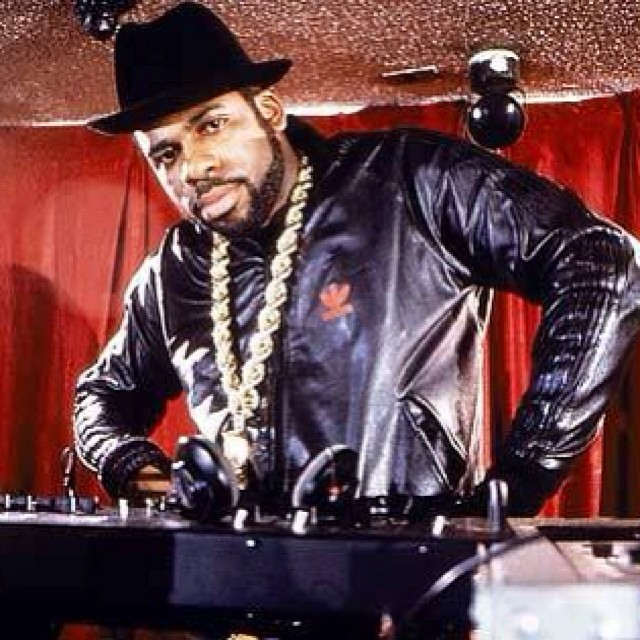 """Happy Birthday to #JasonMizell of #RunDMC … Jason William Mizell (January 21, 1965 – October 30, 2002), better known by his stage name Jam Master Jay, was an American musician and rapper. He was the DJ of the influential hip hop group Run–D.M.C. During the 1980s, Run-D.M.C. became the biggest hip-hop group and are credited with breaking hip-hop into mainstream music. For working turntable magic on classic guitar records, he was ranked No. 10 on Spin's list of the """"100 Greatest Guitarists of All Time (courtesy Wikipedia) #RIPJamMasterJay http://hiphopsmithsonian.com/run-dmc"""