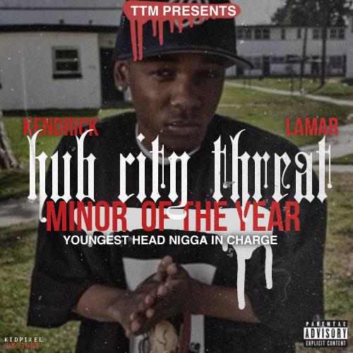 Kendrick Lamar 'Y.H.N.I.C.' http://gowherehiphop.com/mixtapes/kendrick-lamar-y-h-n-i-c/