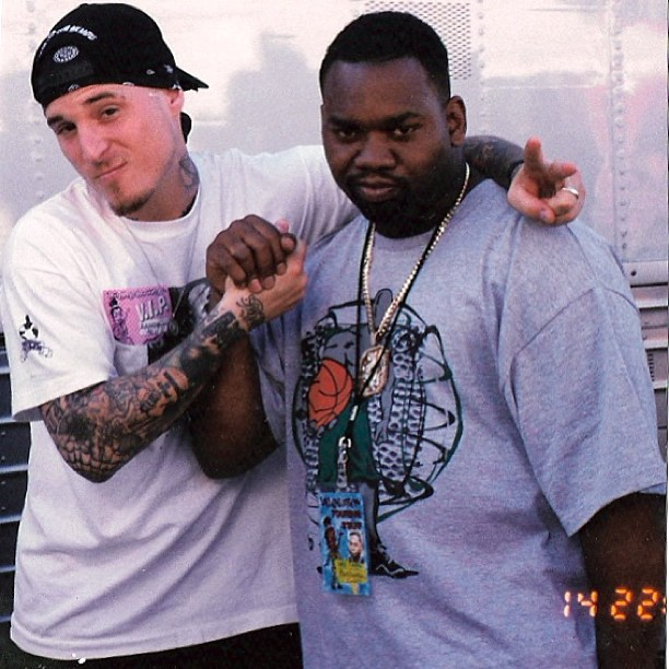 olocpma :     Me (with the worst face ever haha) & Raekwon 1994 #WuWednesday      http://hiphopsmithsonian.com/wu-tang-clan/