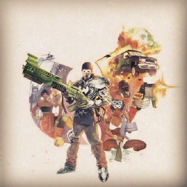 dwntn81 :     Ack like you muthafukin know… #TheRZA #WuWednesday #WuTangClan      http://hiphopsmithsonian.com/wu-tang-clan/