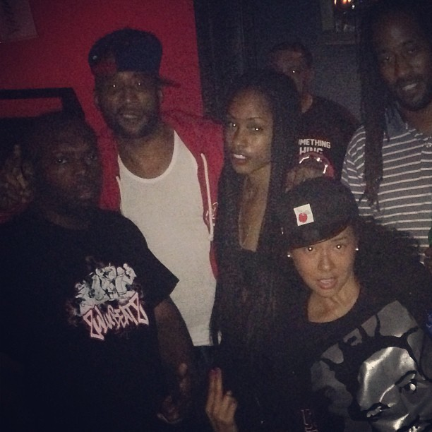 qi41: #nyc #wuwednesday #wuwednesdaynyc #bonzmalone #lordjamar #chichanyc (at Fat Buddha) http://hiphopsmithsonian.com/wu-tang-clan/