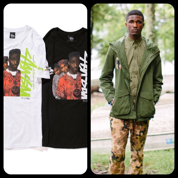 thesneakerenthusiast: @stussy x Yo! MTV Raps Capsule Collection and @staplepigeon Fall 2013 Lookbooks are up now at thesneakerenthusiast.com. Check them out and let me know what you think!… #stussy #yomtvraps #capsule #collection #staple #fall #2013 #lookbook #streetwear #igsneakercommunity #sneakerhead #thesneakerenthusiast