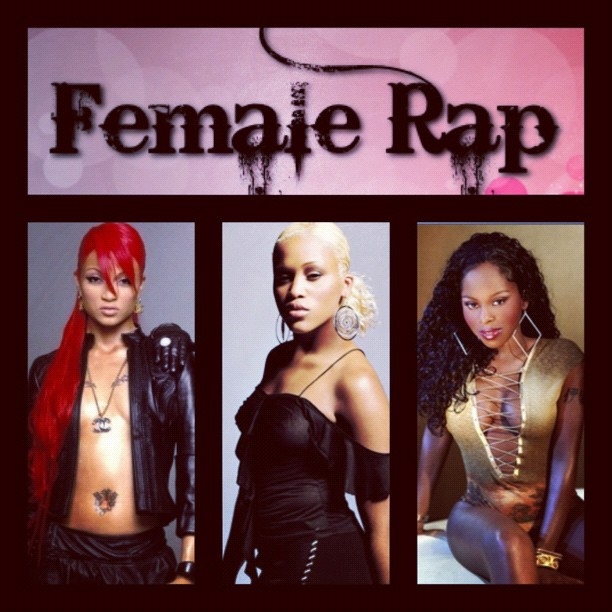 ishoot4stars: #SaveFemaleRap the female rap game needs these ladies!! #CharlieBaltimore #Eve #FoxyBrown🎶🎶🎶 (Taken with Instagram) http://hiphopsmithsonian.com/myfemaleemcees/