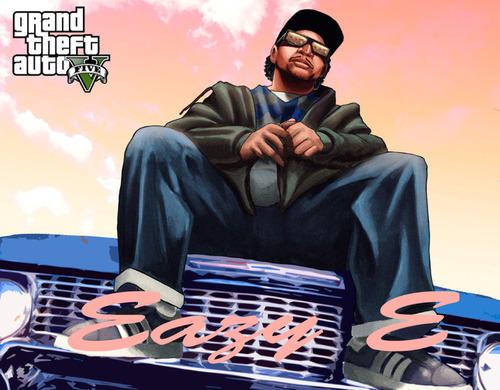 Eazy E — Hip Hop Scriptures