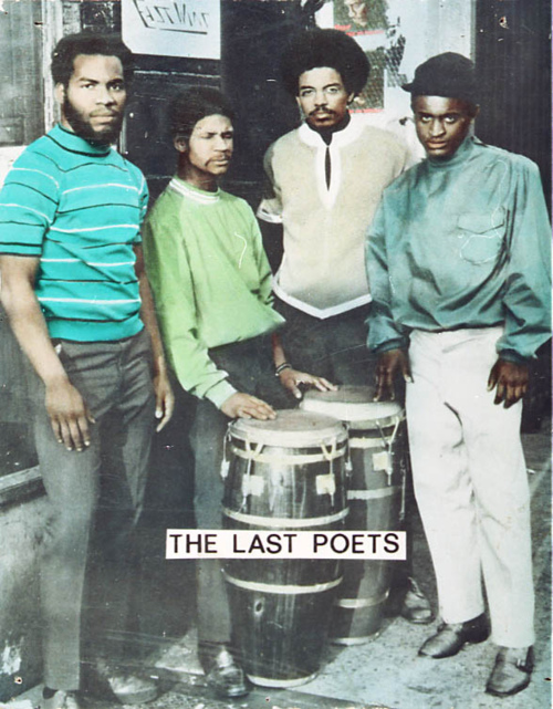 The Last Poets - Click for Bio!