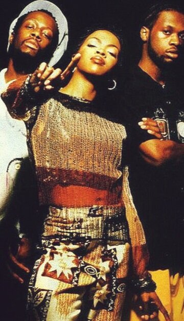 The Fugees - Click for Bio!