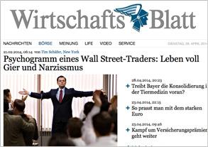 WIRTSCHAFTS BLATT (GERMANY)
