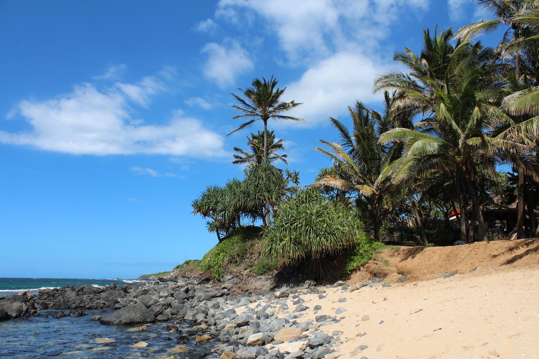 Mamas Beach, Paia, Maui