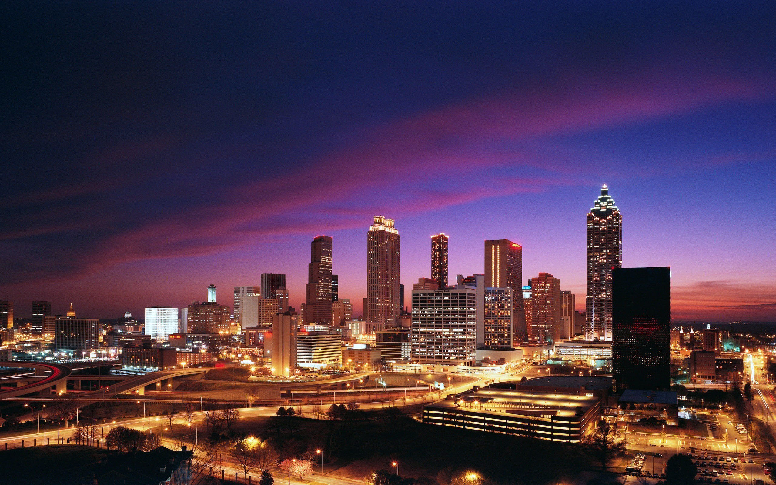 Atlanta (GA) United States  city images : Atlanta city » Travel