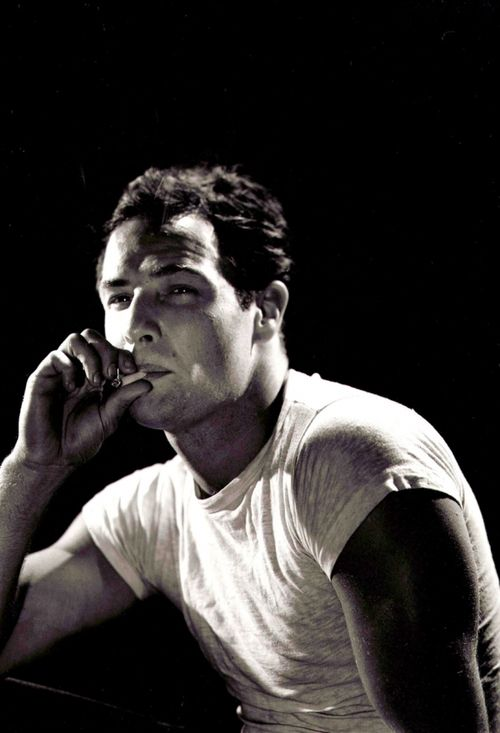 Essence of Brando.
