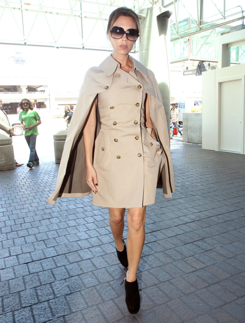 Chicest trench ever?
