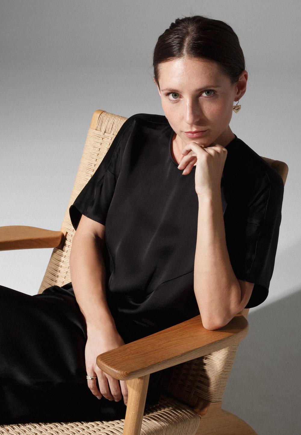 azlee jewelry founder baylee zwart