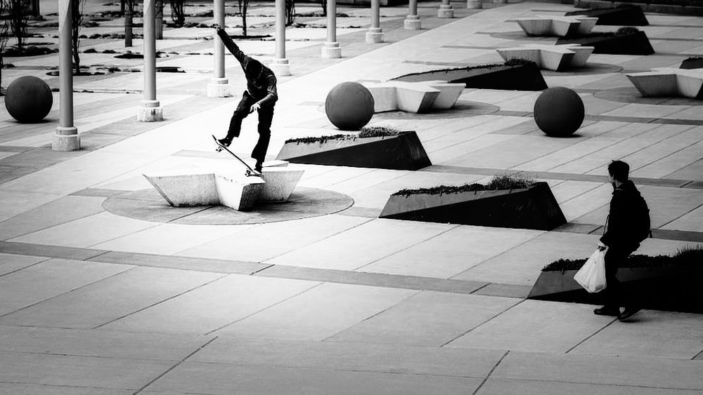 The Truth: Skate Photography / Photography, Filmer, Editor