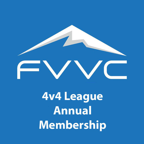 4v4 Annual Membership Fee
