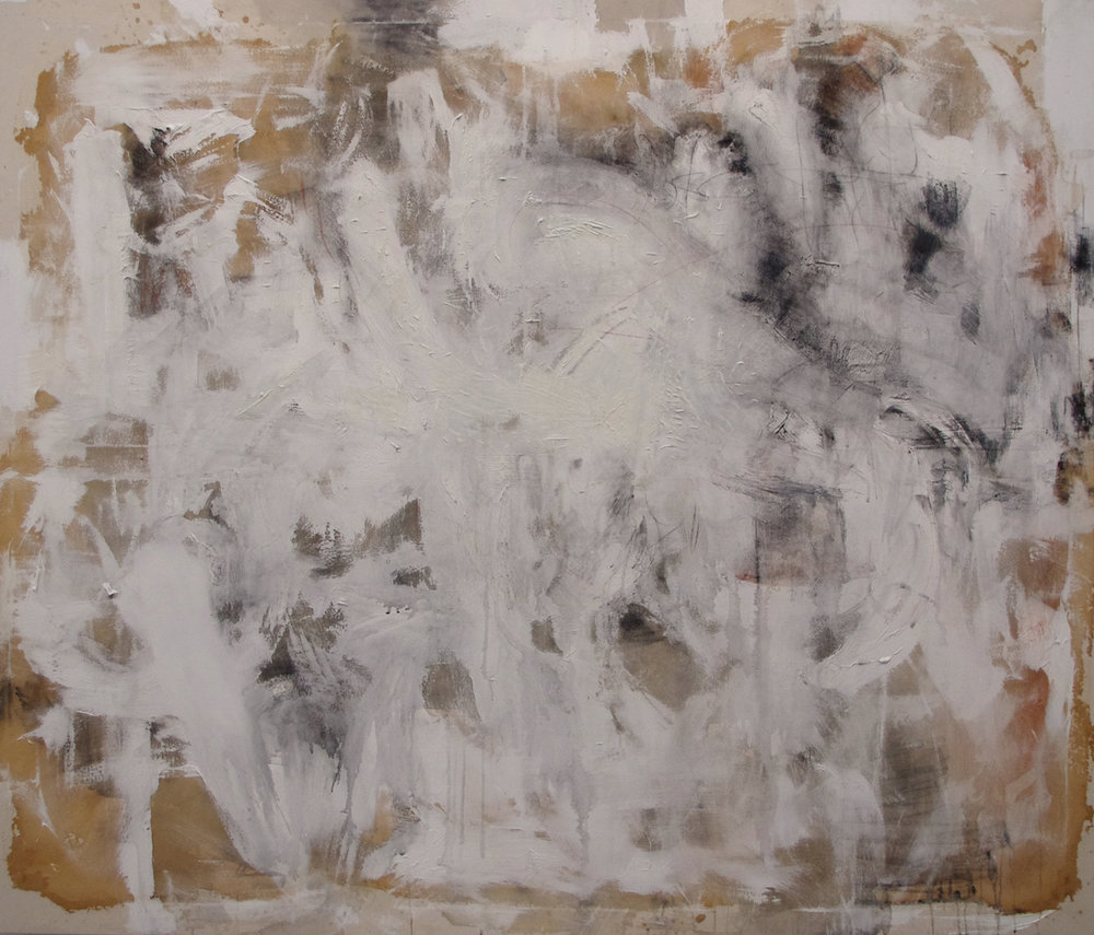 UNTITLED ABSTRACT WHITE SERIES 1